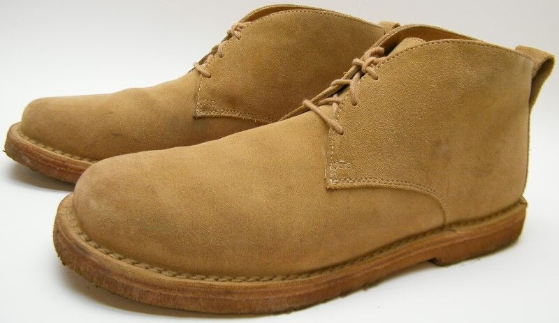 mens cabelas 82 2667 1371m suede leather chukka ankle