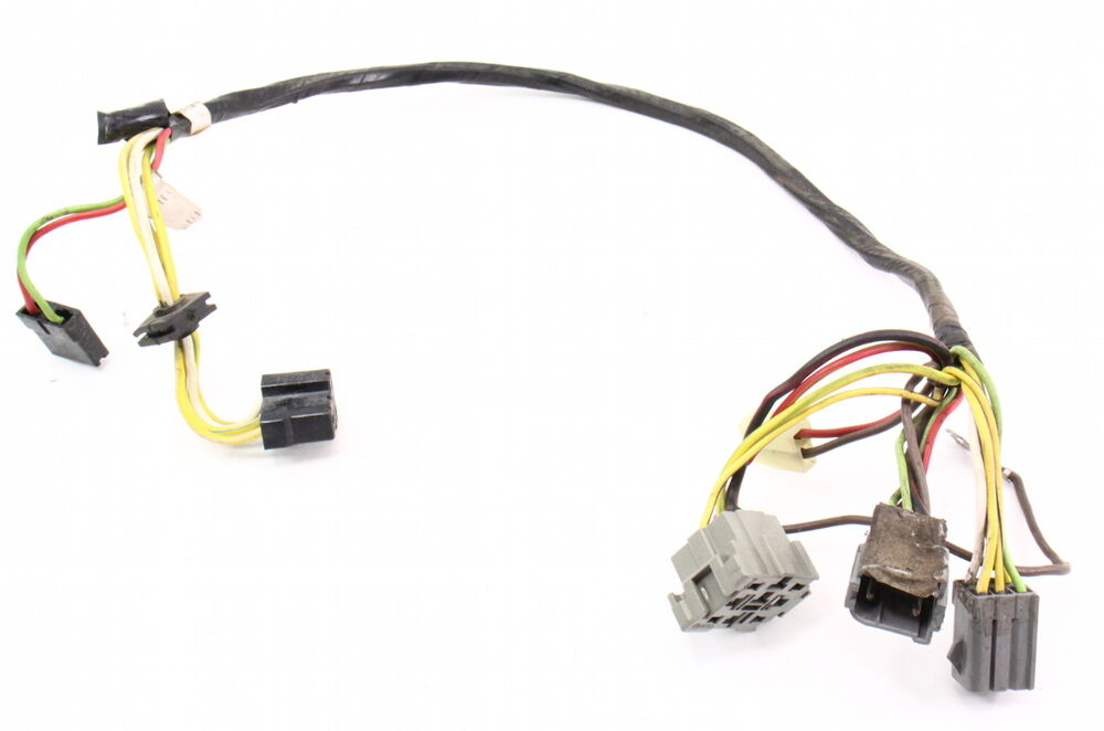 Heater Box Wiring Harness Vw Rabbit Jetta 81