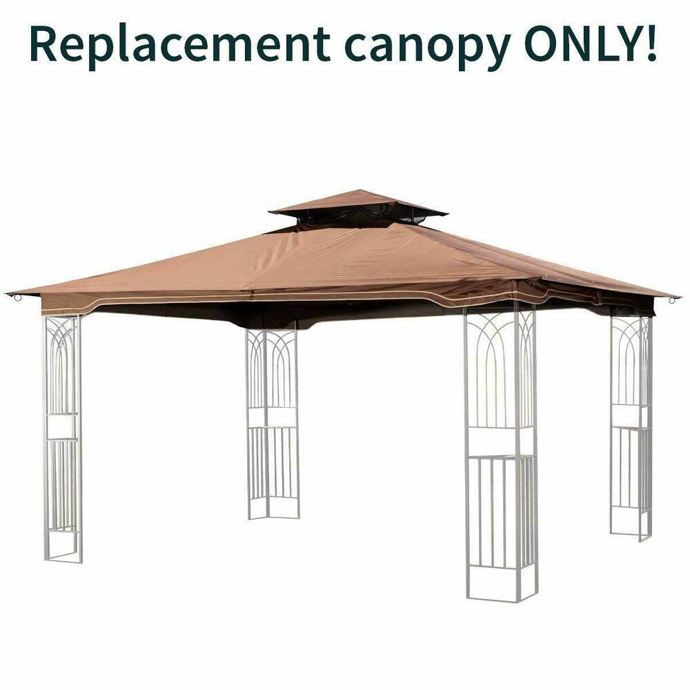 Replacement Gazebo Canopy For 10 X 12 Regency Ii Patio