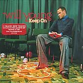 Will Young - Keep On CD Album