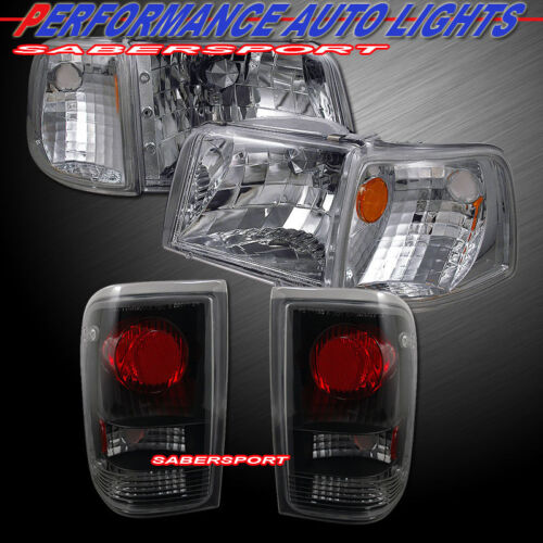 euro-clear-headlights-w-corner-and-black-taillights-for-19931997-ford-ranger