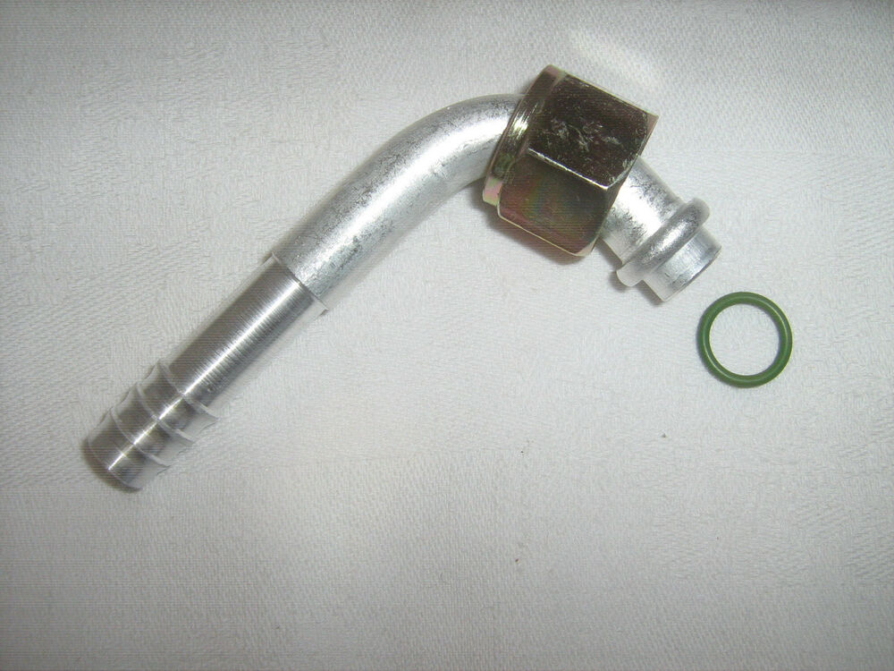 Ac a c fittings barbed push on female o ring degree
