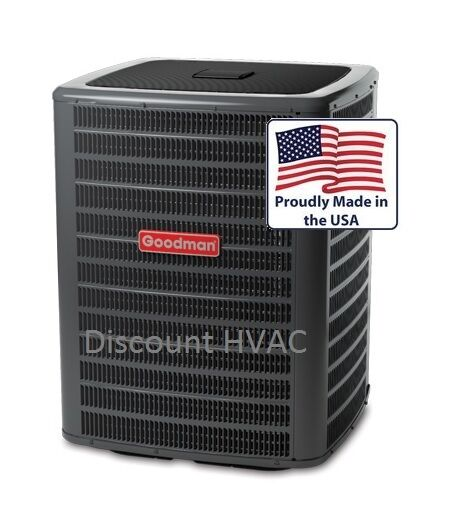 4 Ton 2 Stage 18 Seer Goodman Central Air Condition Ac