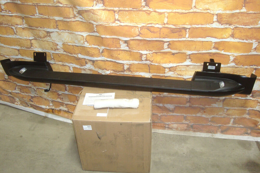 RUNNING BOARD Lighted FORD OEM NEW F852 16450 BBB