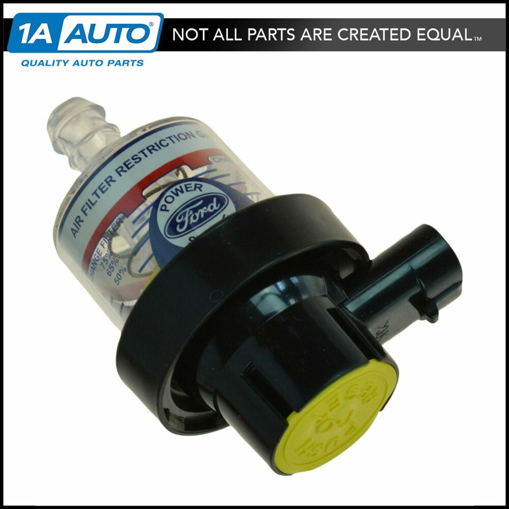 Shipping A Car >> Motorcraft FA1784 Air Cleaner Filter Flow Indicator for Ford Pickup SUV Diesel | eBay