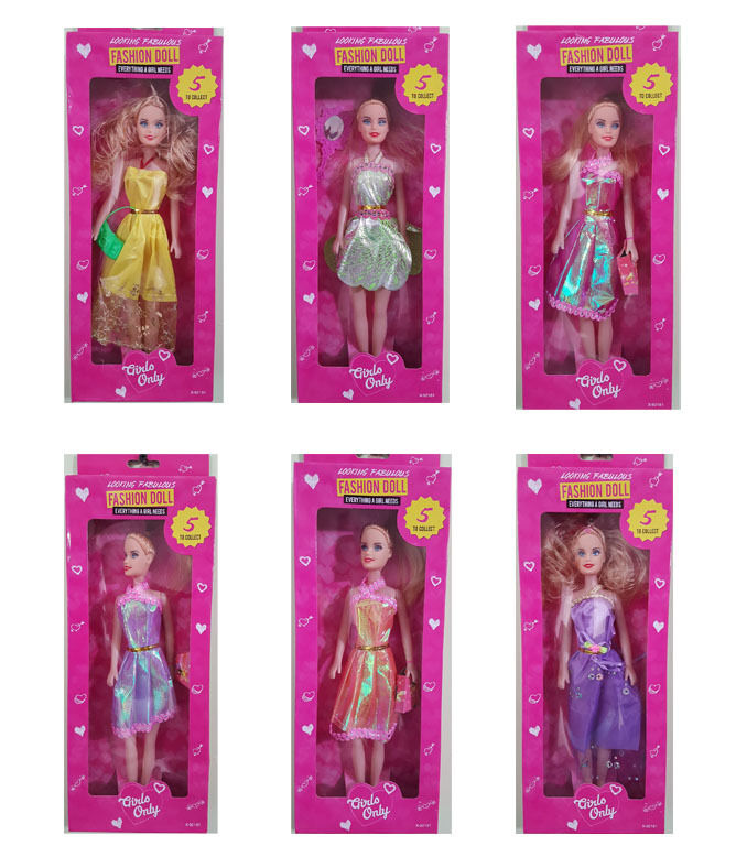 Little Angel Toys : Little angel doll fashion blonde hair with moveable parts