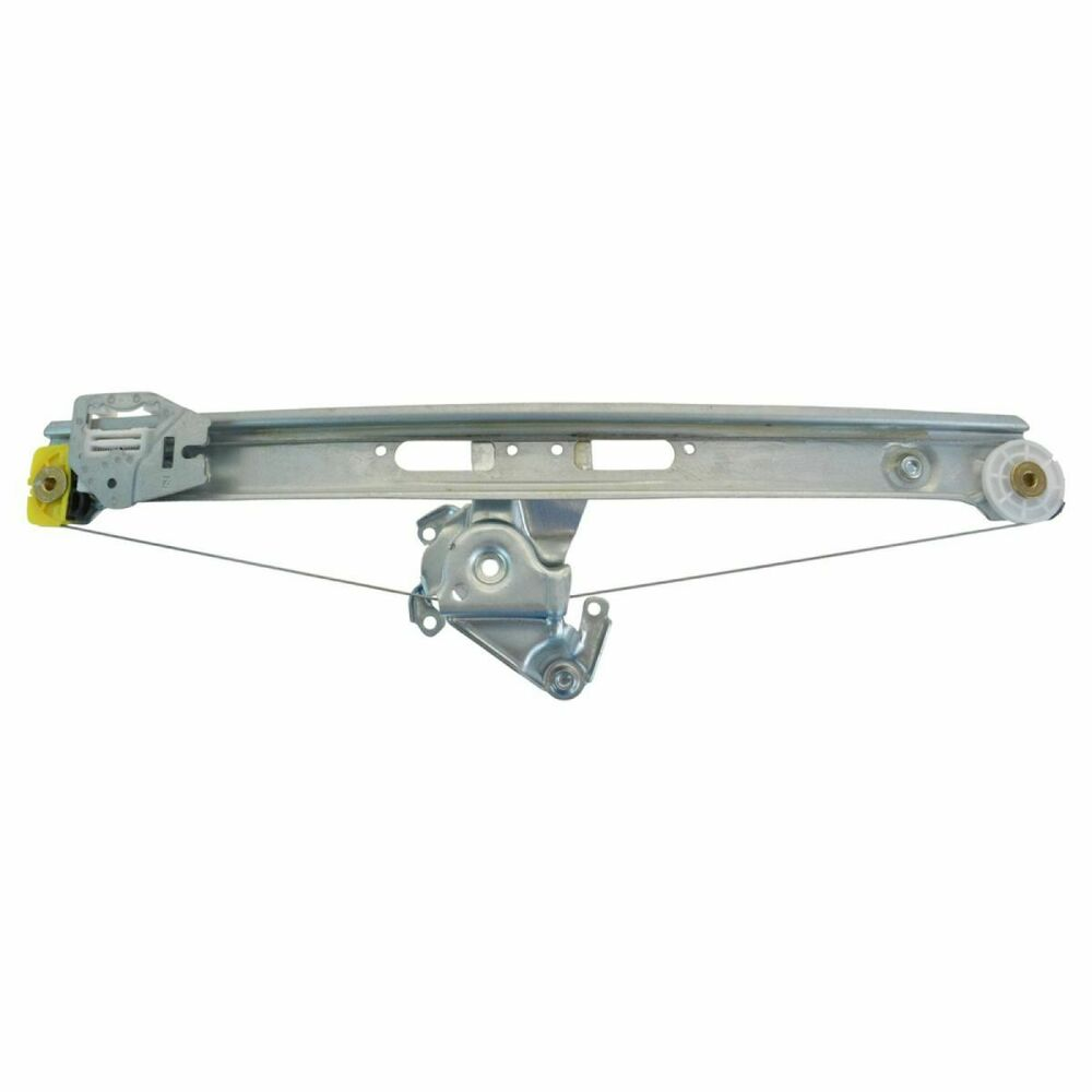 Power window regulator rear passenger side right rh for for 2000 bmw 323i window regulator