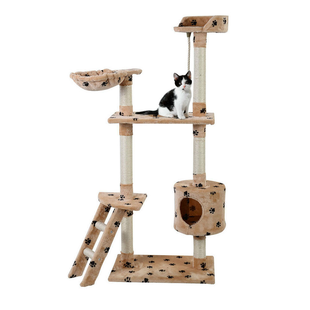 2 in 1 Cat Scratching Post Mat Wrap Around Furniture Foot Perfect Scratcher Tool Protect