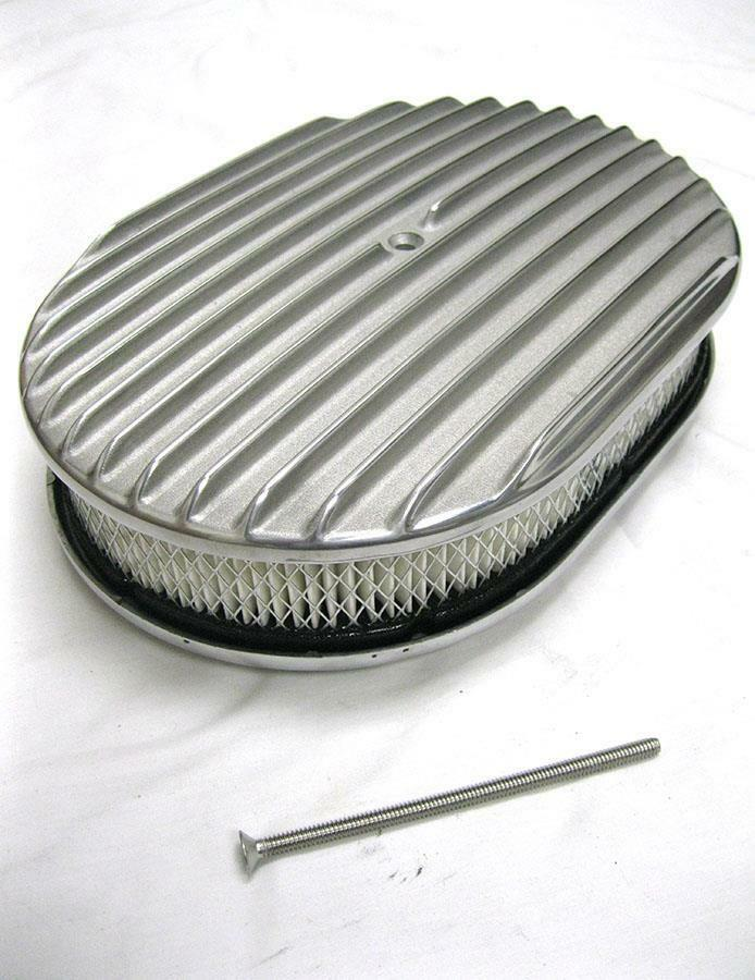 Nostalgia Air Cleaners : Quot nostalgic heavy duty full finned polished