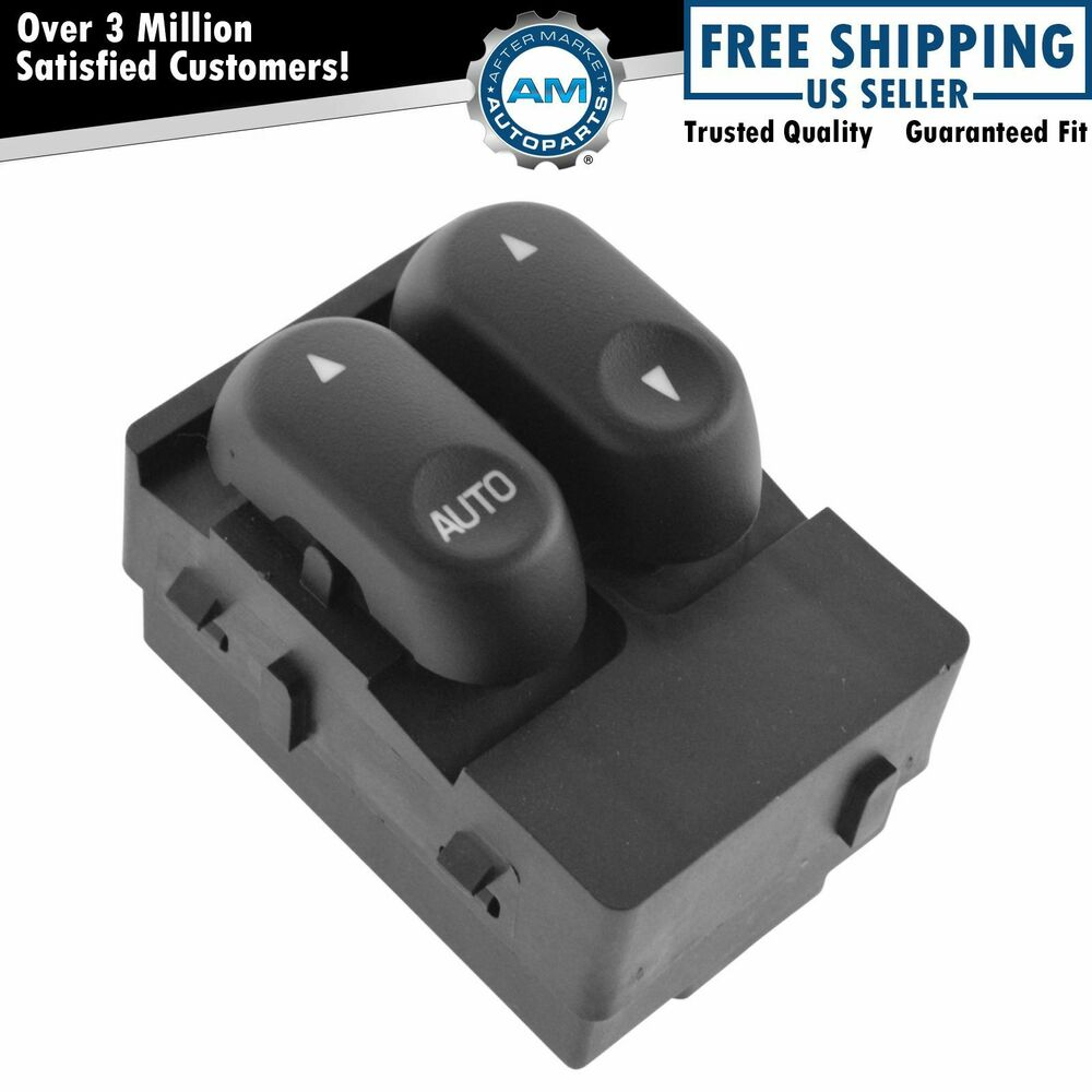 Front power window switch driver side lh lf for 02 07 ford for 2002 ford explorer driver side window switch