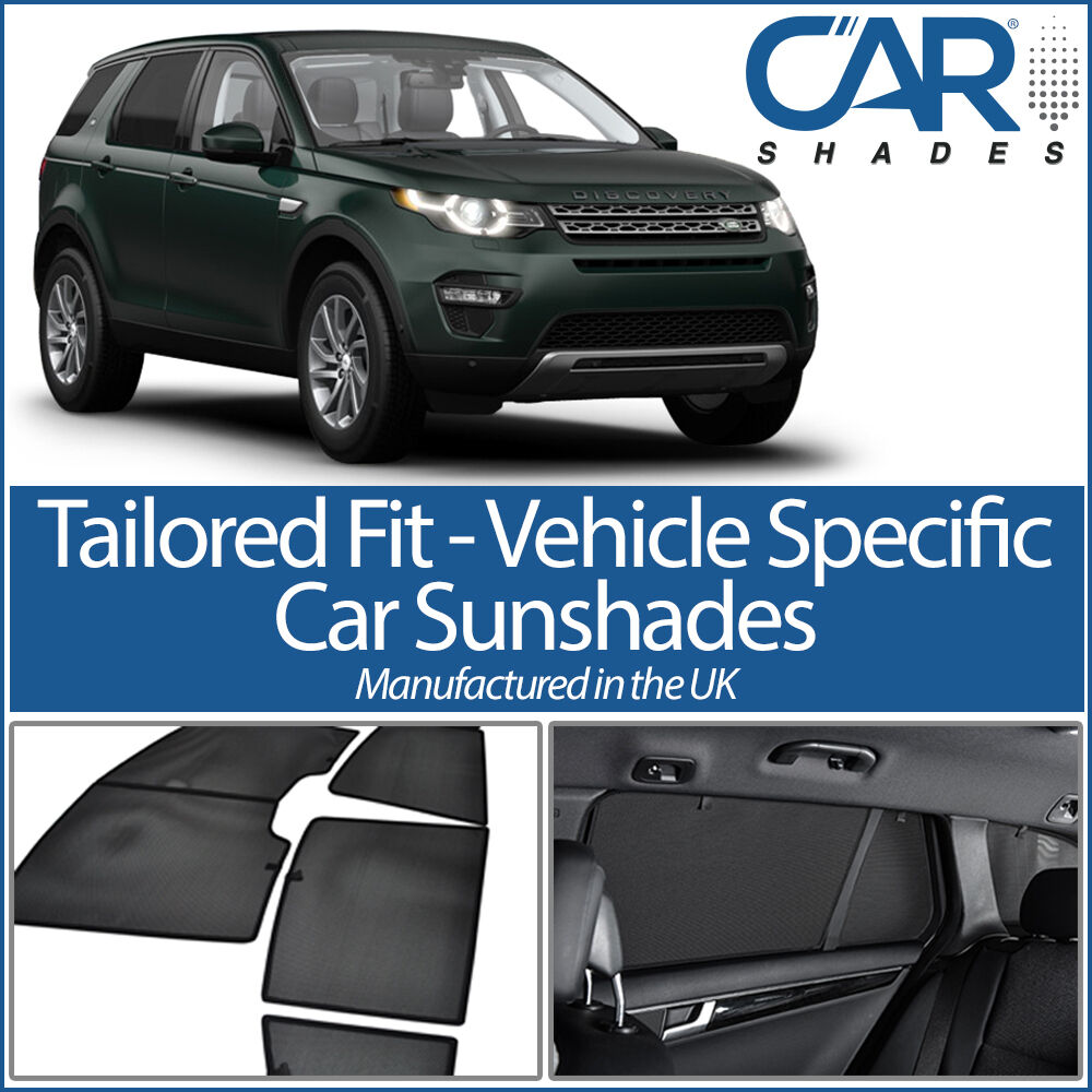 Land Rover Discovery Sport 5dr 2014on CAR WINDOW SUN SHADE