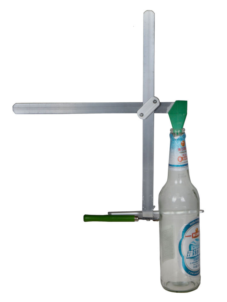 New glass bottle cutter hand glass jar craft work tool for Glass cutter to make glasses from bottles