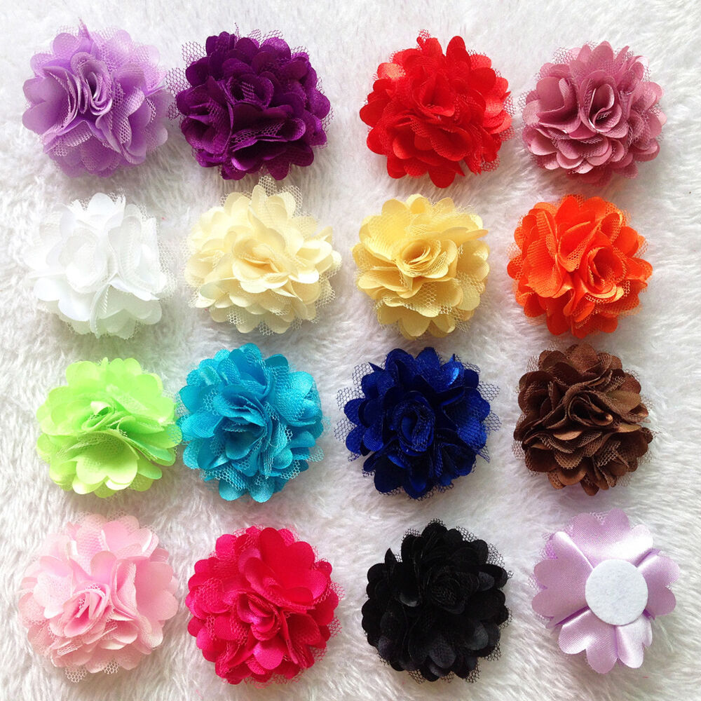Flower kid girl baby toddler hairband headband hair accessories ebay