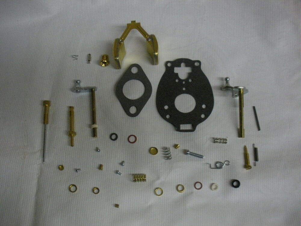 Ford 8n Carburetor Parts : Ford n carburetor kits