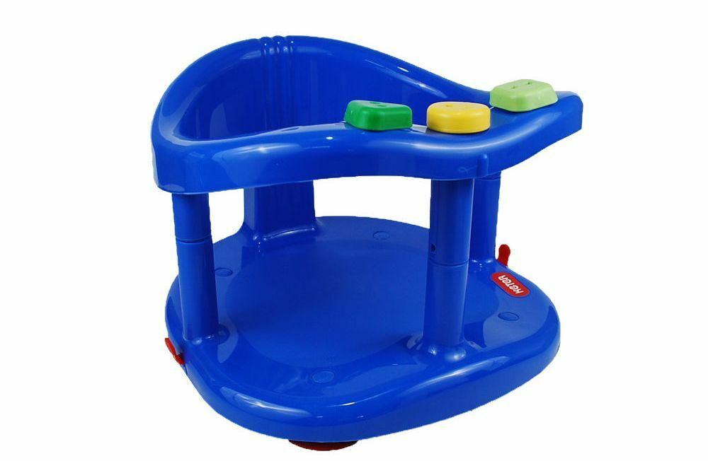 baby bath tub ring seat keter color dark blue fast shipping from usa new in box ebay. Black Bedroom Furniture Sets. Home Design Ideas