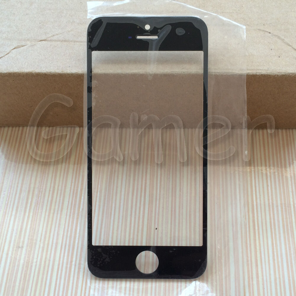 Outer Glass Lens For iPhone 5 5G 5S Replacement Front LCD ...