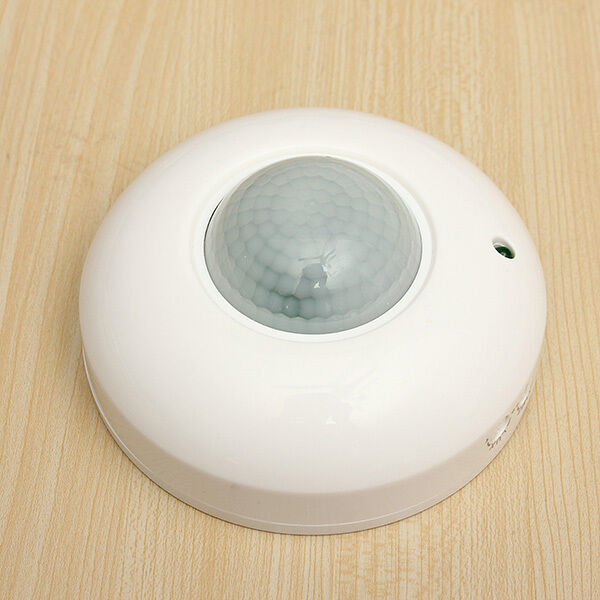 New 360° PIR Ceiling Motion / Movement Presence Sensor ...