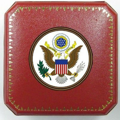 Usa Dollar Morgan Liberty Coin Bullion Case Box Holder