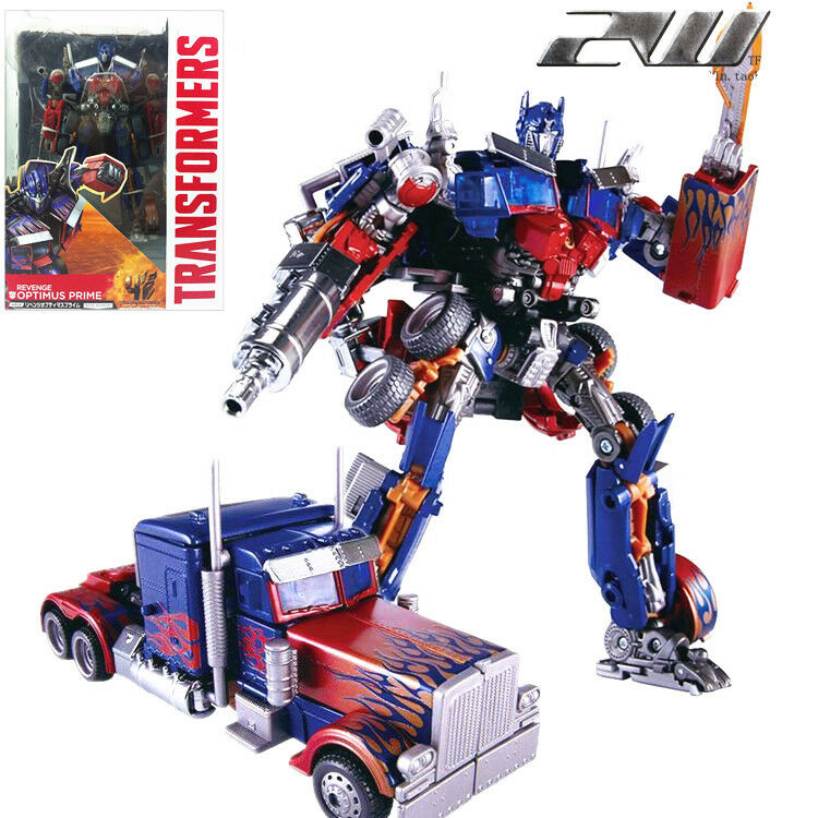 All Transformers Toys : Transformers voyager revenge optimus prime ad toy