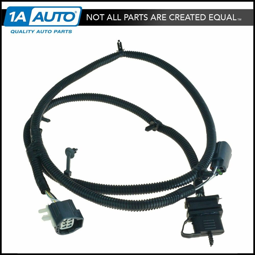 oem 68064400aa 4 way tow trailer in wiring harness for 11 15 jeep wrangler ebay