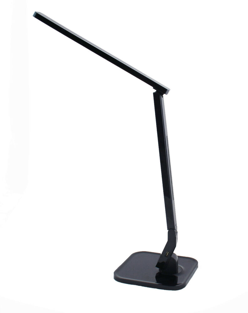 natural light led multi function desk lamp table led black ebay. Black Bedroom Furniture Sets. Home Design Ideas