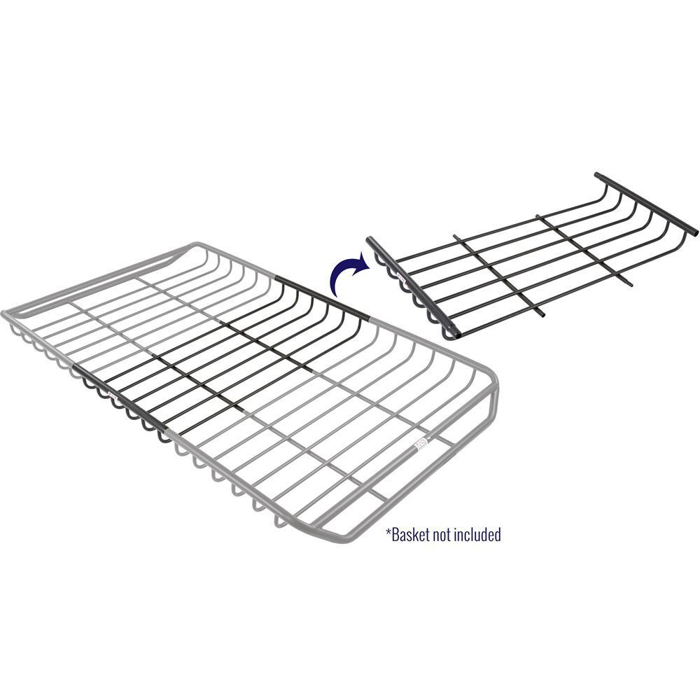 Stingray Low Profile 21 Quot Roof Cargo Basket Rack With