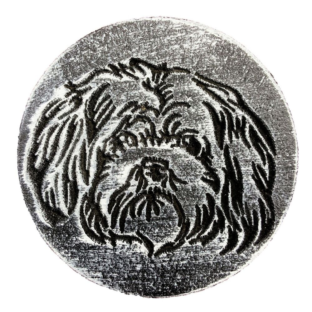 plastic plaque dog puppy mold plaster concrete casting garden ornament mould ebay. Black Bedroom Furniture Sets. Home Design Ideas