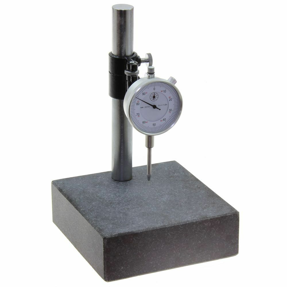 Granite Check Stand Comparator Base Surface Plate Amp Dial