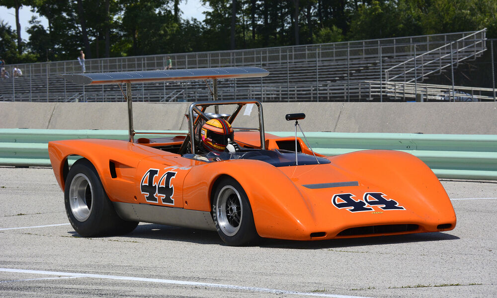 1970 Lola T165 Can Am Vintage Classic Race Car CA