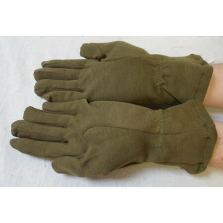 img-AFV CREWMANS GLOVES FR - OLIVE GREEN - Medium & Large ,Brand new , British army