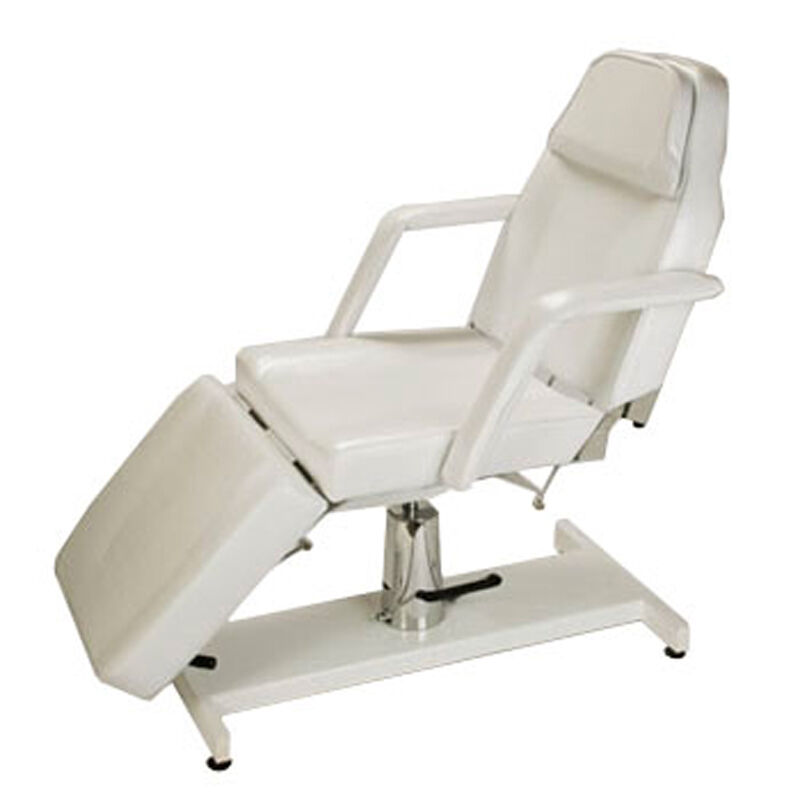 Hydraulic beauty salon chair massage table pedicure for Beauty salon bed