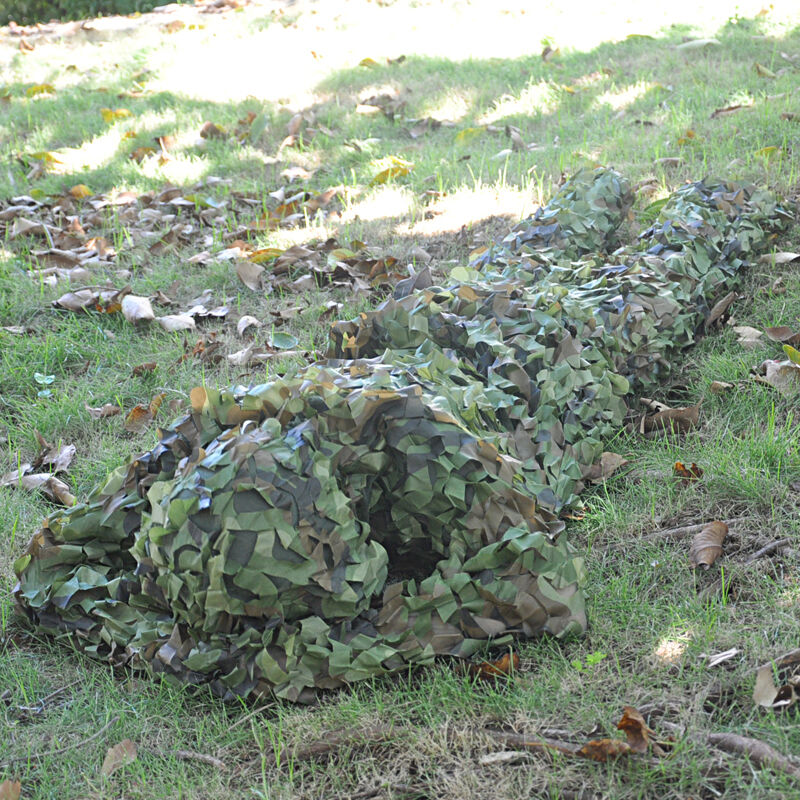 3d Camouflage Clothing Woodland Tactical Sniper Training