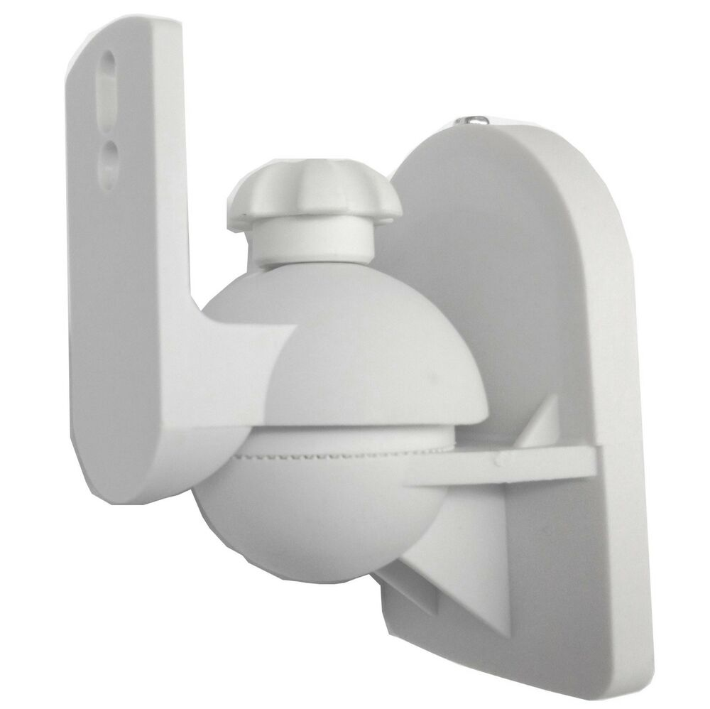 1 Universal Satellite Small Speaker Wall Or Ceiling Mount