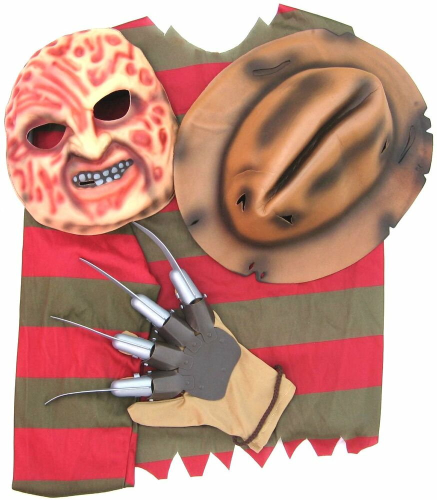 sexy freddy kruger costumes
