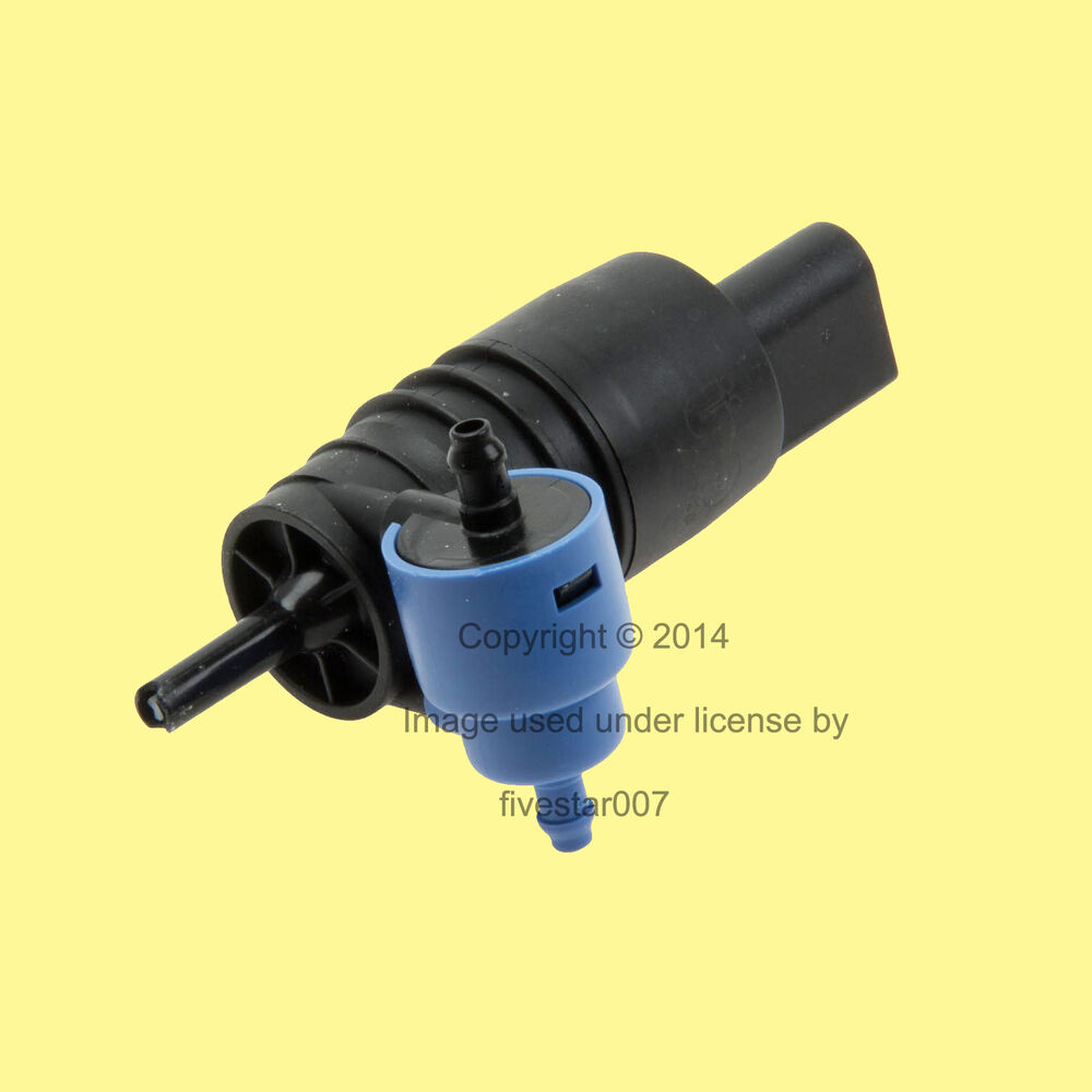 Uro Windshield Washer Pump Glass Pane Water Squirter New For Audi For Volkswagen Ebay