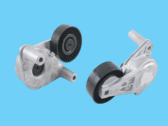 Automatic Accessory Serpentine Belt Tensioner Assembly For
