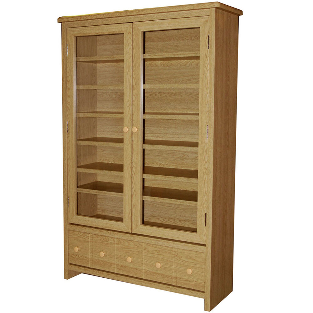 MONTANA - CD / DVD / VIDEO Media Storage Cabinet MS1905
