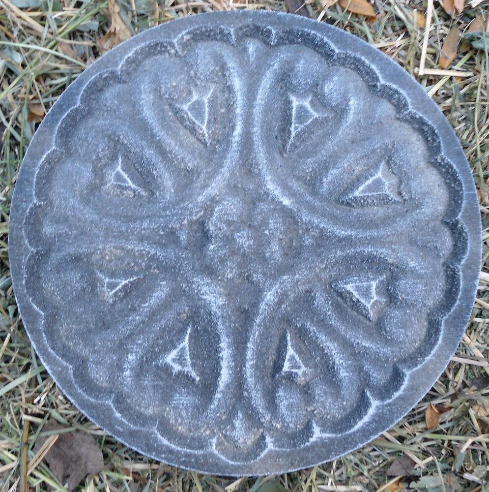 tuscan plaque plastic garden casting plaque mold mould ebay. Black Bedroom Furniture Sets. Home Design Ideas