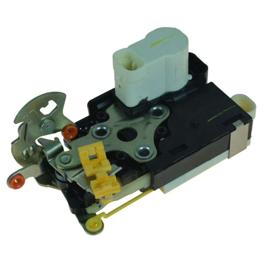 Oem Door Lock Actuator  U0026 Integrated Latch Lh Driver Side
