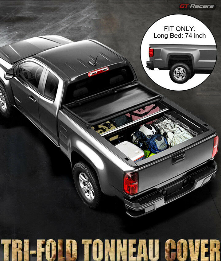For 2015-2019 Chevy Colorado/GMC Canyon 6' Long Bed Tri