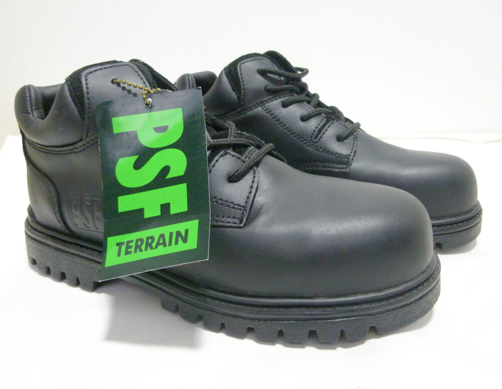 Eeee Wide Safety Shoes
