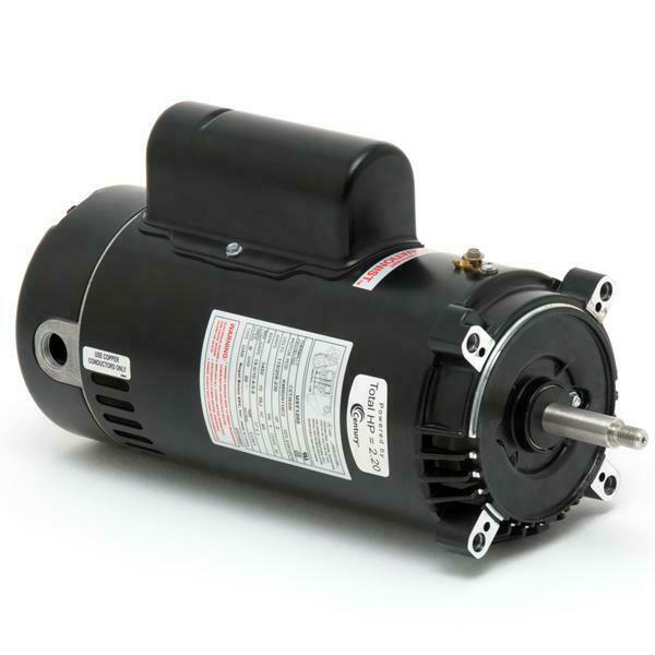Hayward super pump 2 hp sp2615x20 pool pump replacement ao for Hayward 1 1 2 hp pool pump motor