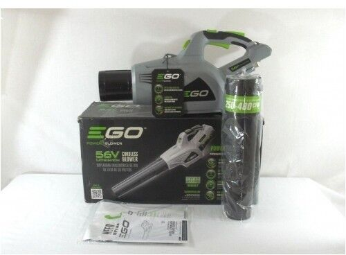 Ego 56v Power Blower Lb4801 Bare Tool Battery Charger Not