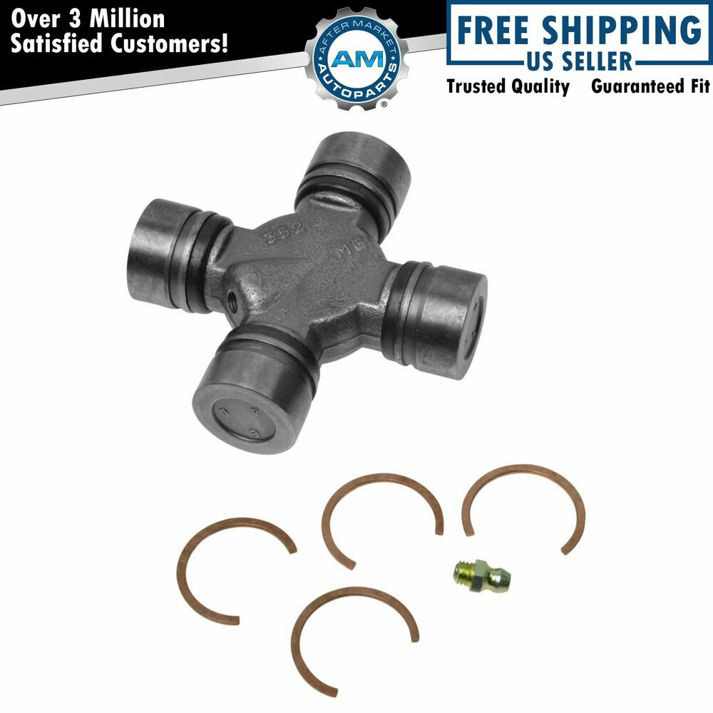 Rear Drive Shaft >> AC Delco 45U0108 Universal Joint U-Joint Front or Rear