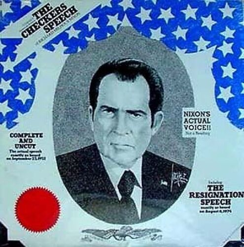 """richard nixon checkers speech essay Nixon, richard: """"checkers"""" speech richard nixon, then the republican vice presidential candidate, went on television in september 1952 to."""