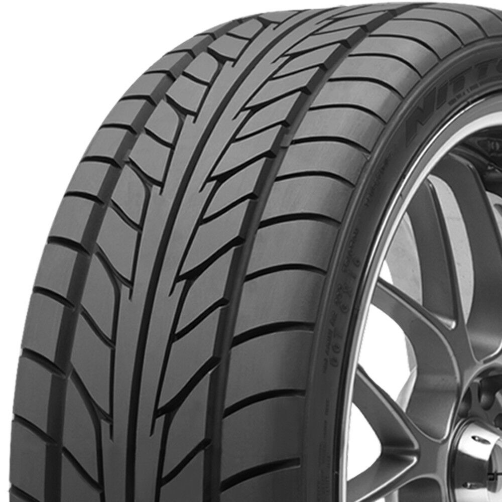 2 new nitto nt555 extreme 235 35 20 tires 235 35r20 92w xl ebay. Black Bedroom Furniture Sets. Home Design Ideas