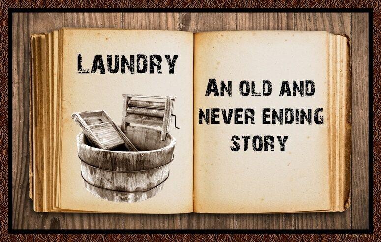 (Laundry Story) WALL DECOR, RUSTIC, PRIMITIVE, HARD WOOD, SIGN, PLAQUE | eBay