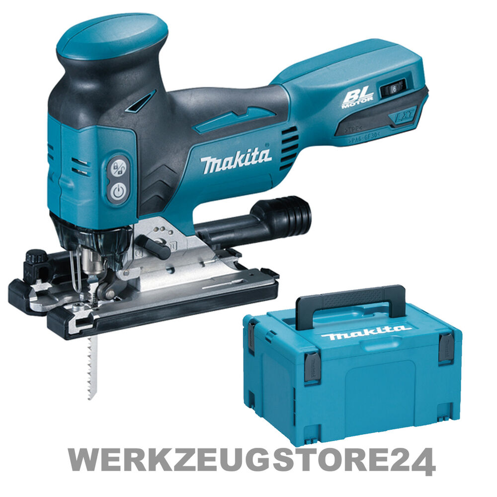 makita djv181zj akku stichs ge 18v solo ohne akku ohne ladeger t im makpac ebay. Black Bedroom Furniture Sets. Home Design Ideas