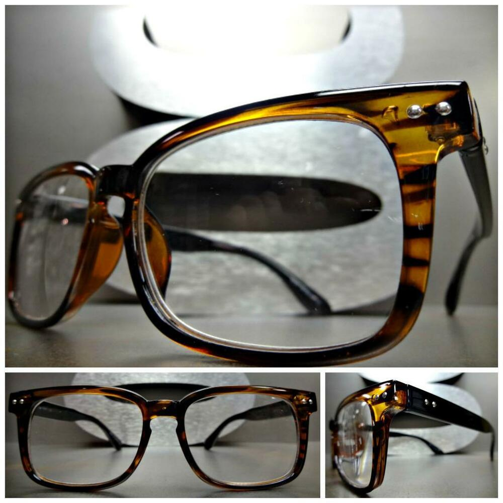 Glasses Frames Vintage Style : Men Women VINTAGE RETRO Style READING EYE GLASSES READERS ...