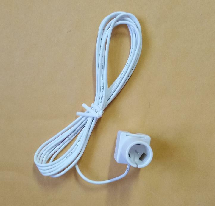 brand new genuine sony coax type fm wire antenna for home. Black Bedroom Furniture Sets. Home Design Ideas